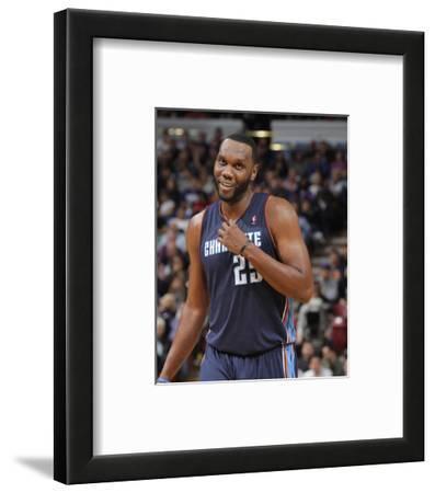 Jan 4, 2014, Charlotte Bobcats vs Sacramento Kings - Al Jefferson
