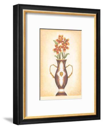 Rococo II-Urpina-Framed Art Print