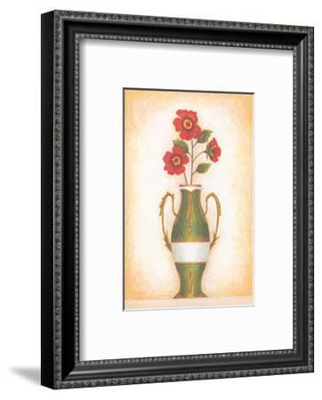 Rococo IV-Urpina-Framed Art Print