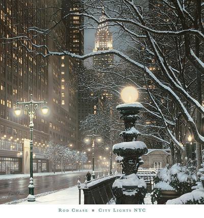 City Lights NYC