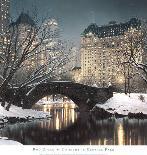 City Lights NYC-Rod Chase-Art Print