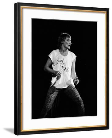 Rod Stewart--Framed Premium Photographic Print