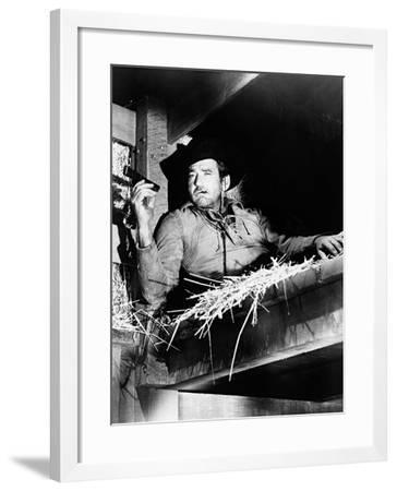 Rod Taylor, Chuka, 1967--Framed Photographic Print