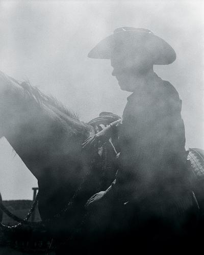 Rodeo II-Andrew Geiger-Giclee Print