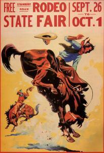 Rodeo State Fair, c.1940