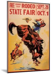 Rodeo State Fair, c.1940
