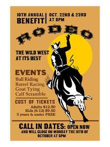 Rodeo Wild West at its Best