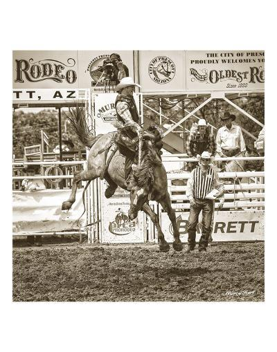 Rodeo-Barry Hart-Art Print