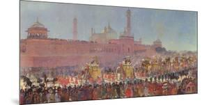 The Delhi Durbar, 1903 by Roderick D MacKenzie