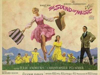 "Rodgers And Hammerstein's ""The Sound of Music"" 1965, Directed by Robert Wise"