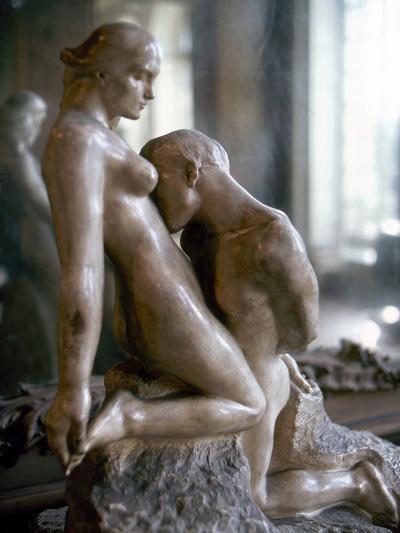 Rodin: Lovers, 1911-Auguste Rodin-Photographic Print