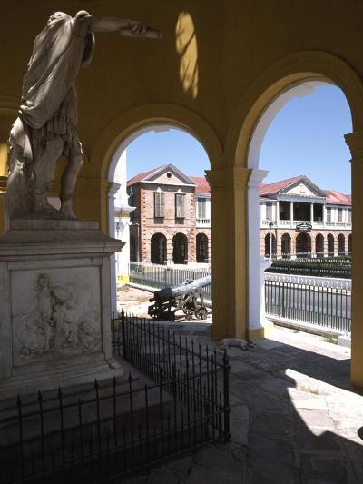 Rodney Memorial, Spanish Town, Jamaica--Photographic Print