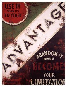 Advantage by Rodney White