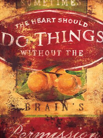 Brain's Permission