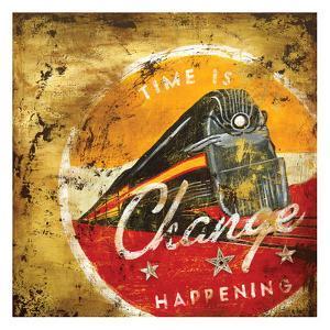 Change Happening by Rodney White