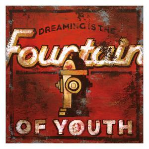 Fountain Of Youth by Rodney White