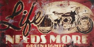 Green Lights by Rodney White