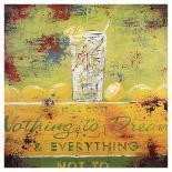 Three Eyes-Rodney White-Giclee Print