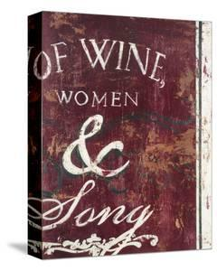 Of Wine Women & Song by Rodney White
