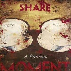 Share A Random Moment by Rodney White
