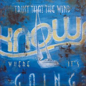 Wind Knows by Rodney White