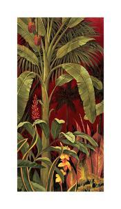 Bali Garden I by Rodolfo Jimenez