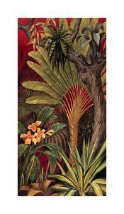 Bali Garden II by Rodolfo Jimenez