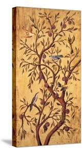 Plum Tree Panel I by Rodolfo Jimenez