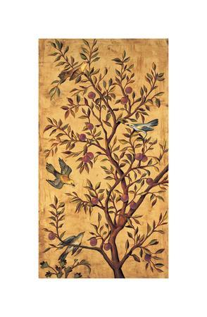 Plum Tree Panel II