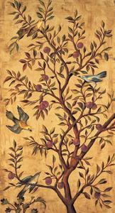 Plum Tree Panel II by Rodolfo Jimenez