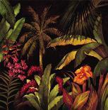 Plum Tree Panel III-Rodolfo Jimenez-Giclee Print