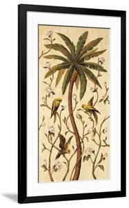 Tropical Panel II by Rodolfo Jimenez