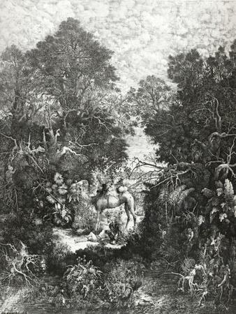 The Good Samaritan, 1861