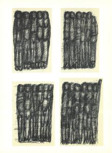 Five Figures Square by Rodolphe Raoul Ubac