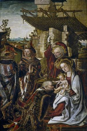 The Adoration of the Magi, C. 1490-1499