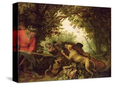 Boar Hunt, 1611