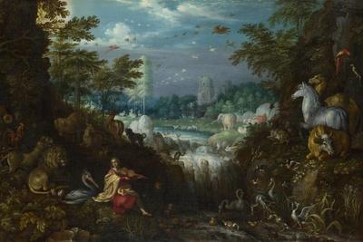 Orpheus, 1628