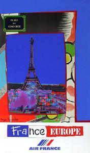 AF - France Europe by Roger Bezombes