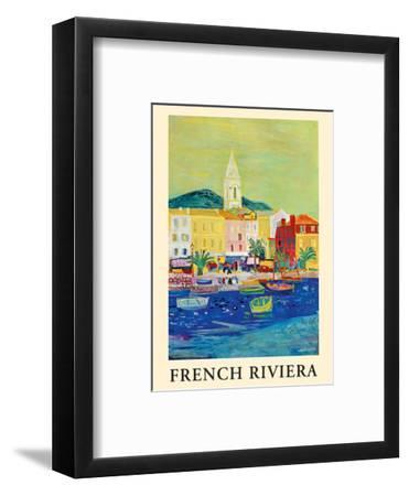 French Riviera - Port of Saint Tropez - French National Railway Company