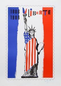 Liberte by Roger Bezombes