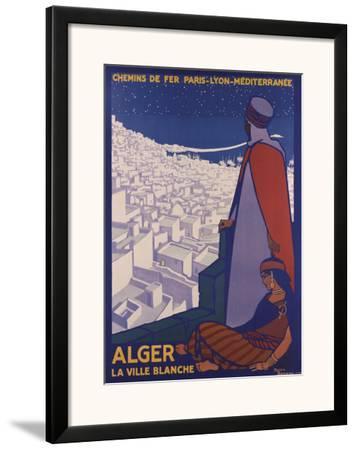 Alger by Roger Broders