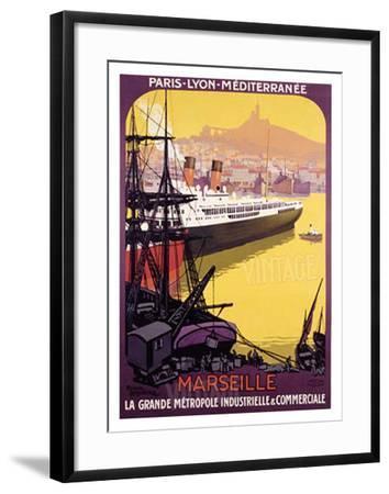 Marseille, Metropole Industrielle
