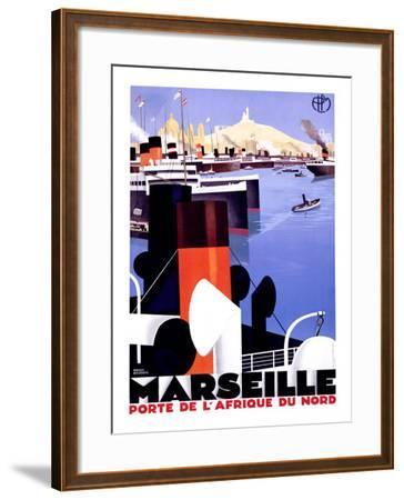 Marseille, Porte de l'Afrique