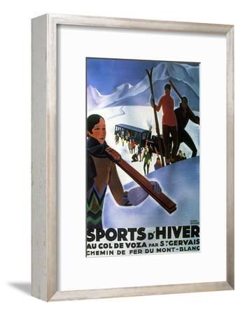 Sports d'Hiver, 1929