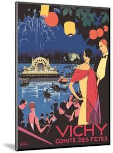 Vichy, France - Comité des Fêtes Festival by Roger Broders