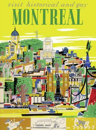 Visit Historical and Gay - Montreal, Canada