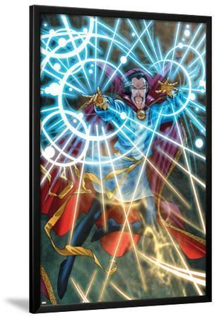 Marvel Adventures Super Heroes No.5 Cover: Dr. Strange