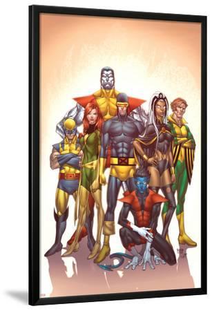 Uncanny X-Men: First Class No.1 Cover: Cyclops