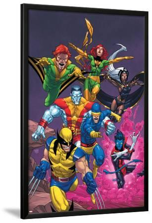 Uncanny X-Men: First Class No.2 Cover: Wolverine