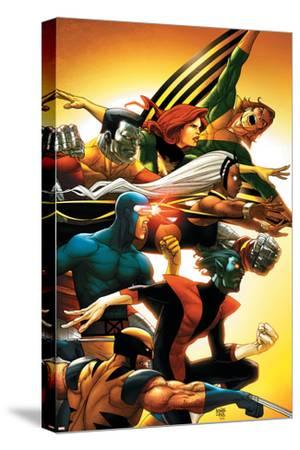 Uncanny X-Men: First Class No.5 Cover: Wolverine